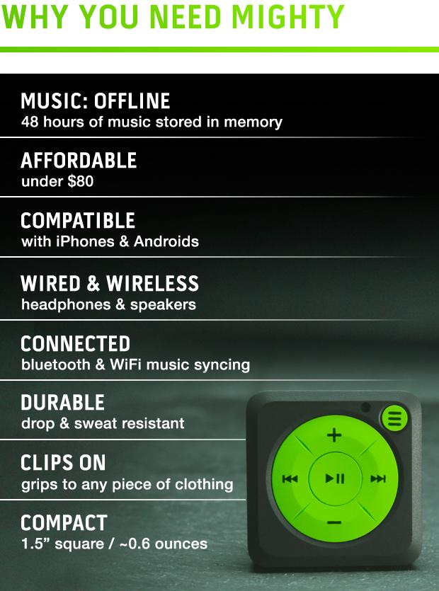 iPod para Spotify