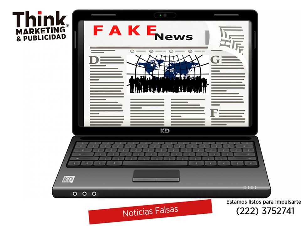 Noticias falsas tendencias social media thinkmp marketing