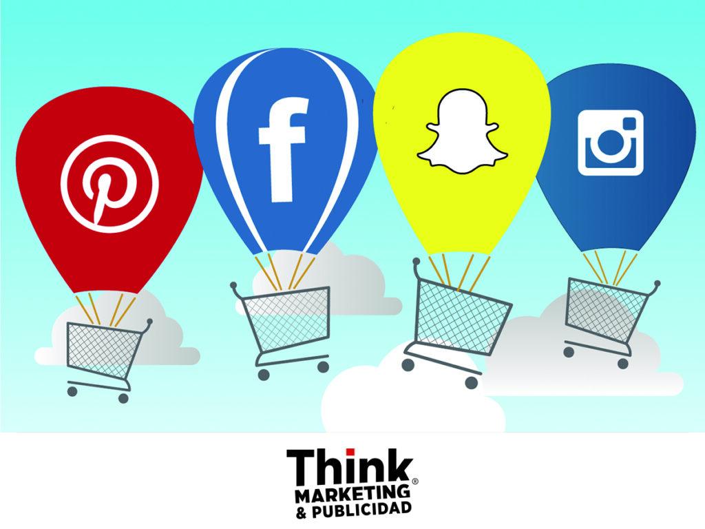 Estrategias en redes sociales
