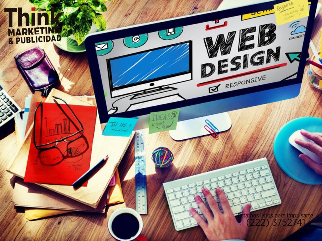 Diseño de tu página web.