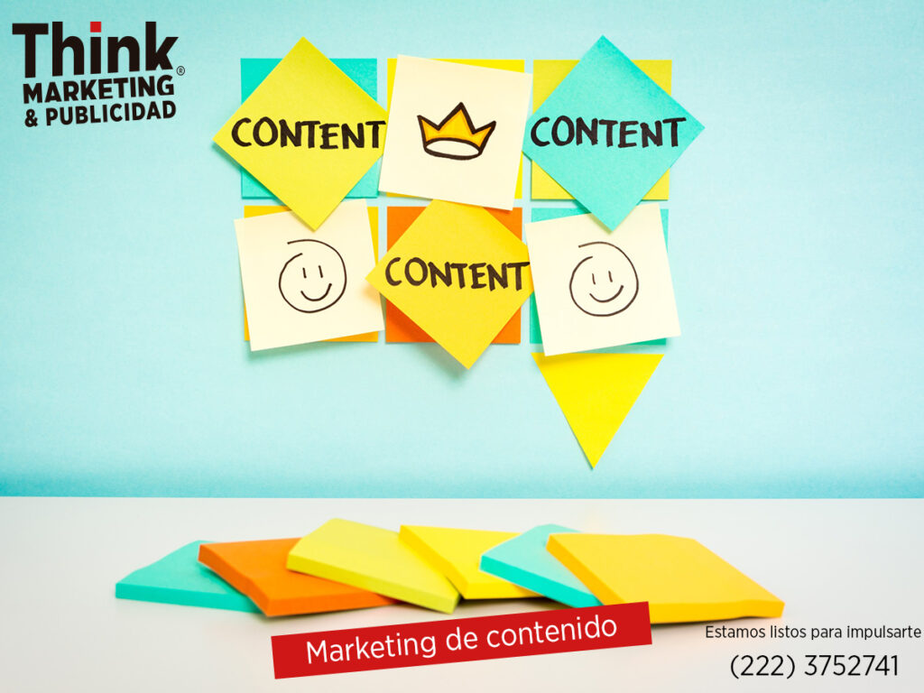 marketing de contenido digital marketing thinkmp