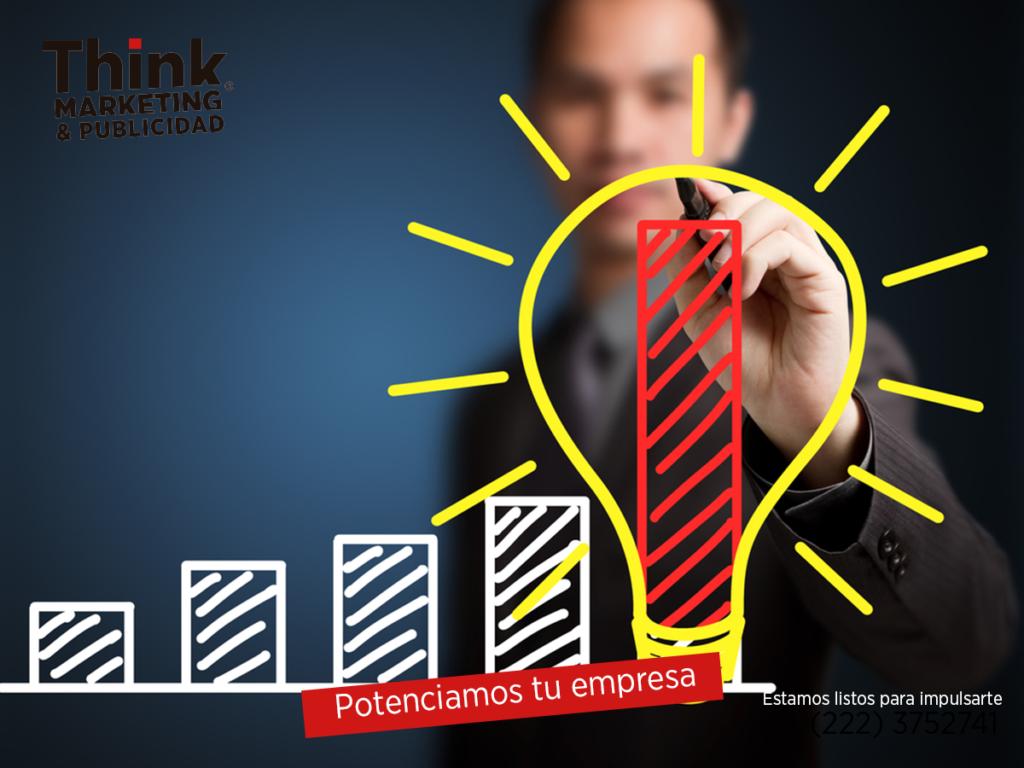Potenciamos tu empresa Thinkmp Puebla