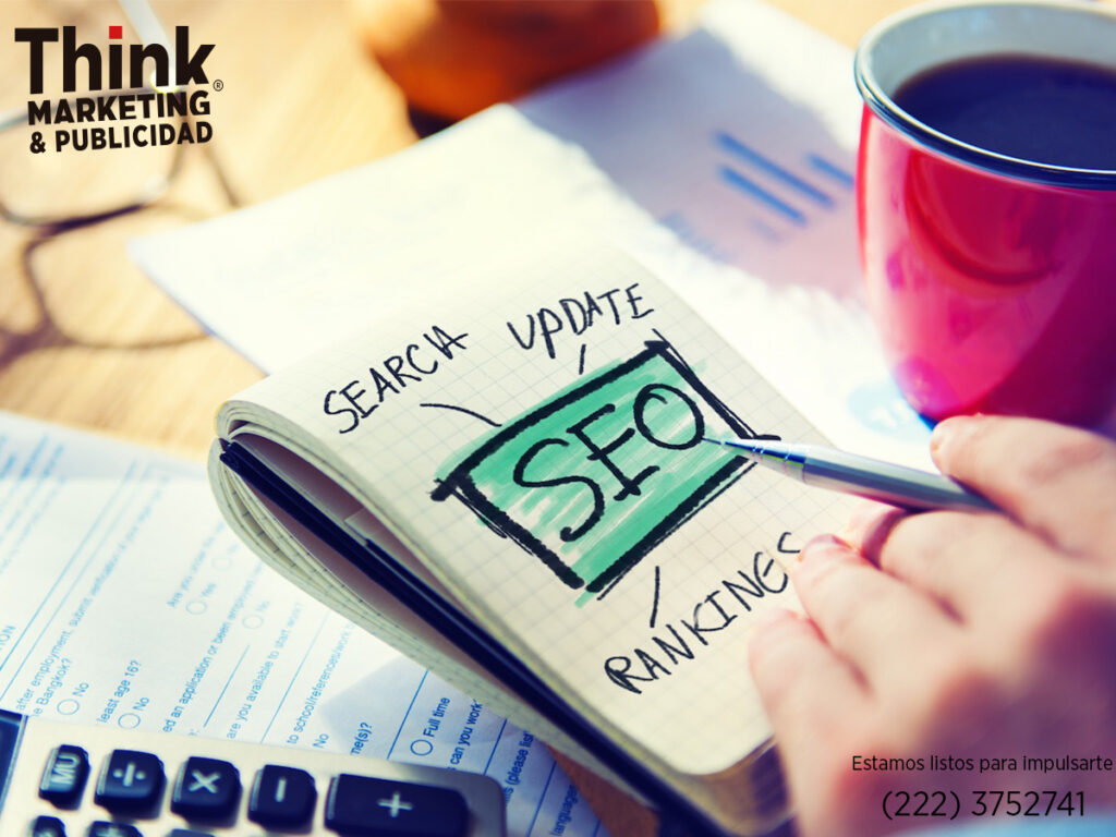 seo marketing digital thinkmp
