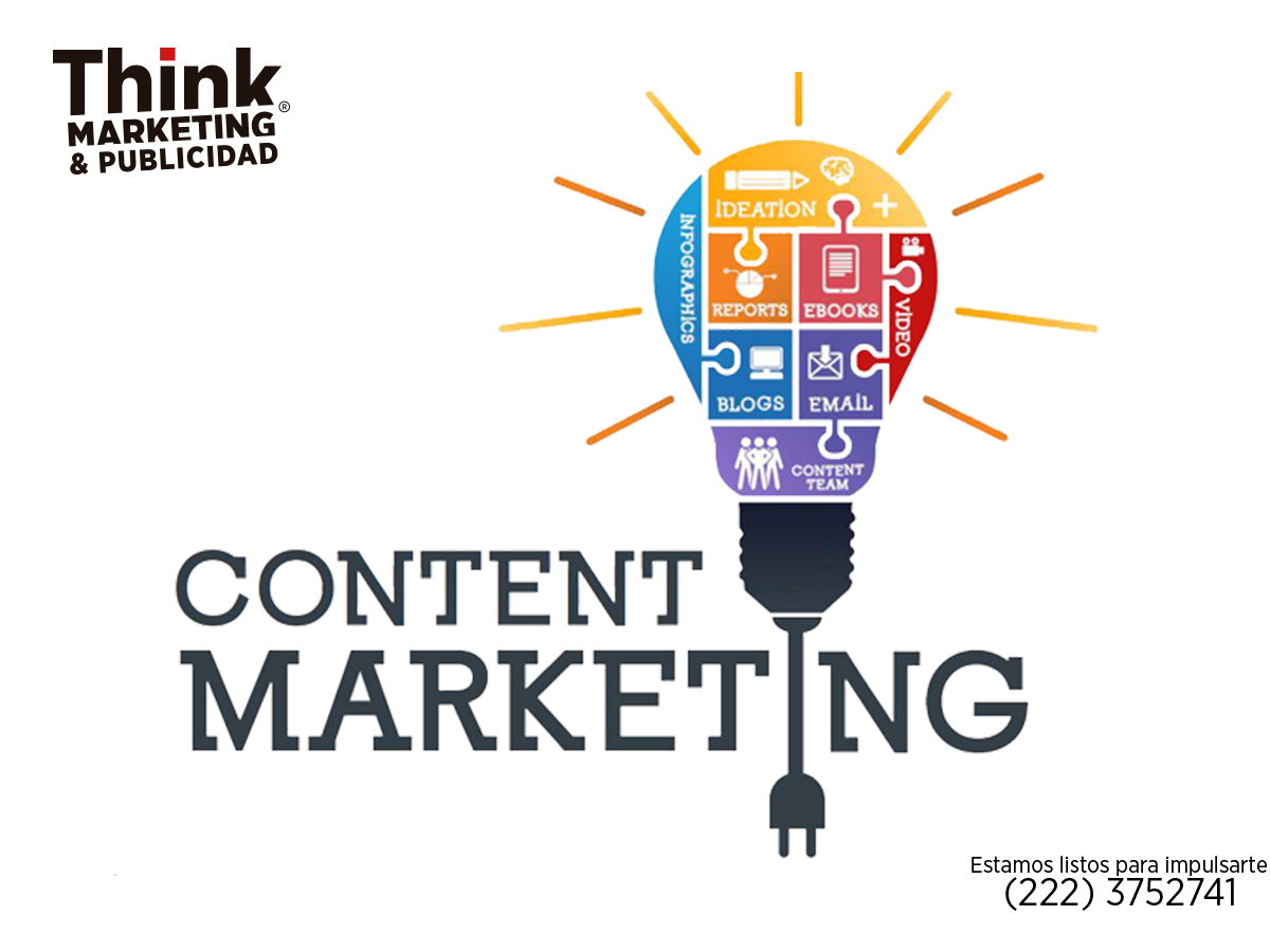 Content Marketing Thinkmp agencia de marketing digital