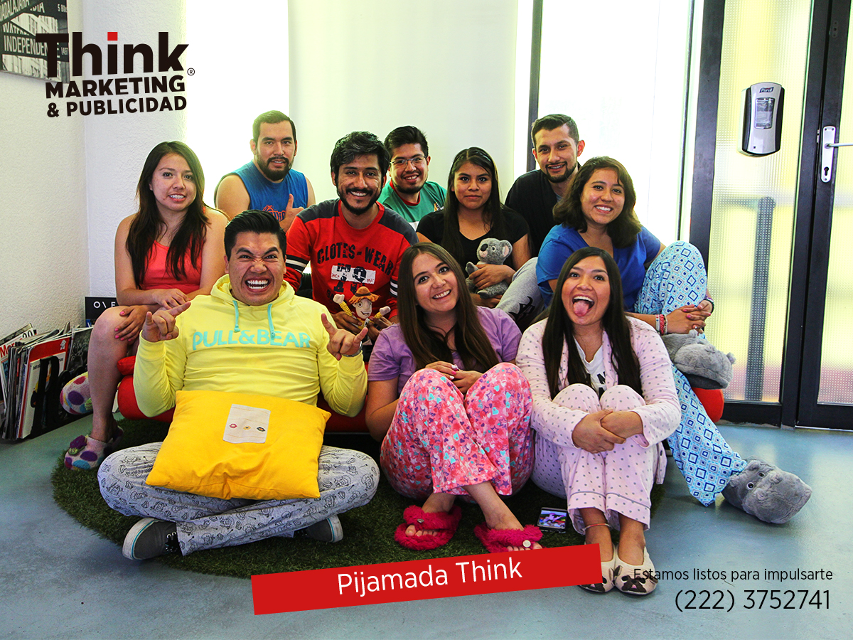 Pijamada Think 2017